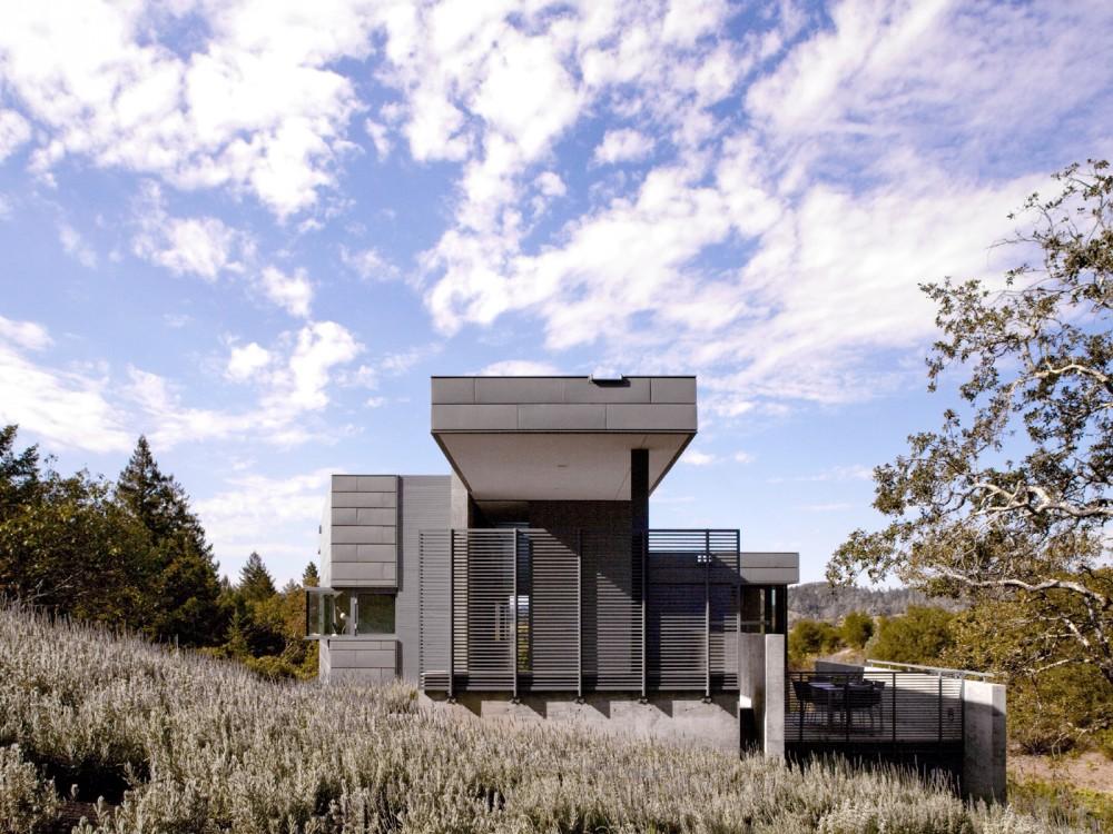 خانه کوچک (Small House) با معماری استودیوی Cooper Joseph