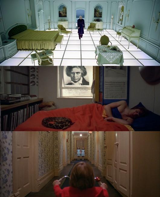 INTERIORS: Stanley Kubrick