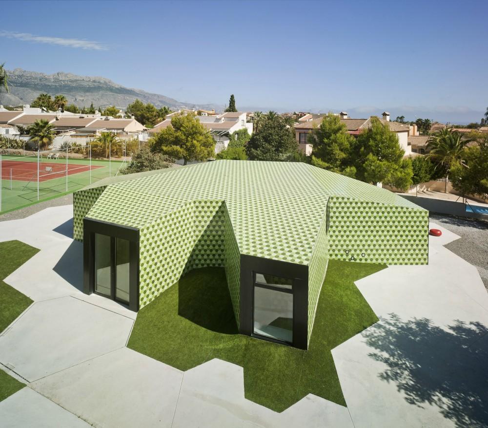 معماری اداری ، هندسه و معماری