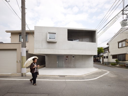 house in kitaoji torafu architects archdaily