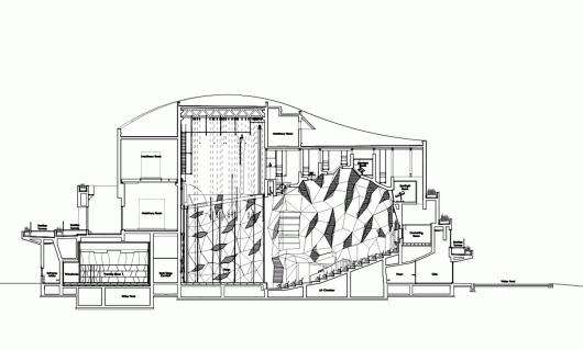Akiha Ward Cultural Center / Chiaki Arai Urban And