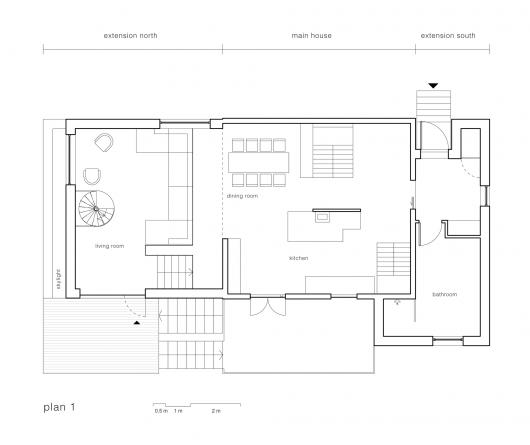 Floor Planning Tools In Asic: Feisteinveien / Rever & Drage Architects
