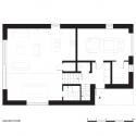 34.25° House  / Bartek Arendt + Kasia Bedra Floor Plan