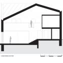 34.25° House  / Bartek Arendt + Kasia Bedra Section