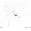 34.25° House  / Bartek Arendt + Kasia Bedra Site Plan