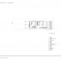 Paddington Residence / Ellivo Architects Lower Floor Plan