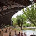 Vo Trong Nghia gana ARCASIA Edificio del Año Bamboo Wing / Vo Trong Nghia Arquitectos.  Imagen © Hiroyuki Oki