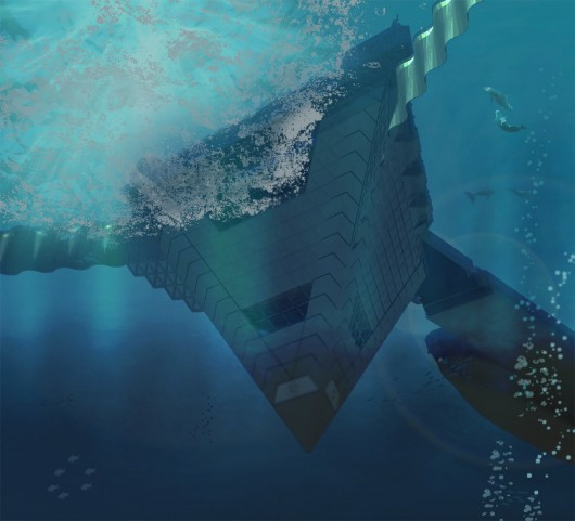 This Floating Platform Could Filter the Plastic from our Polluted Oceans 533ada97c07a80424b00009d_this-floating-platform-could-filter-the-plastic-from-our-polluted-oceans_bajo_agua_-_pa_copy-530x481