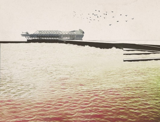 This Floating Platform Could Filter the Plastic from our Polluted Oceans 533adaa7c07a80d519000089_this-floating-platform-could-filter-the-plastic-from-our-polluted-oceans_exterior_1-_pa-530x405
