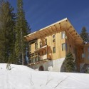 The Crow's Nest  / BCV Architects © Bruce Damonte