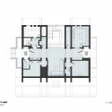 The Crow's Nest  / BCV Architects Floor Plan 1