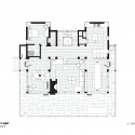 The Crow's Nest  / BCV Architects Floor Plan 2