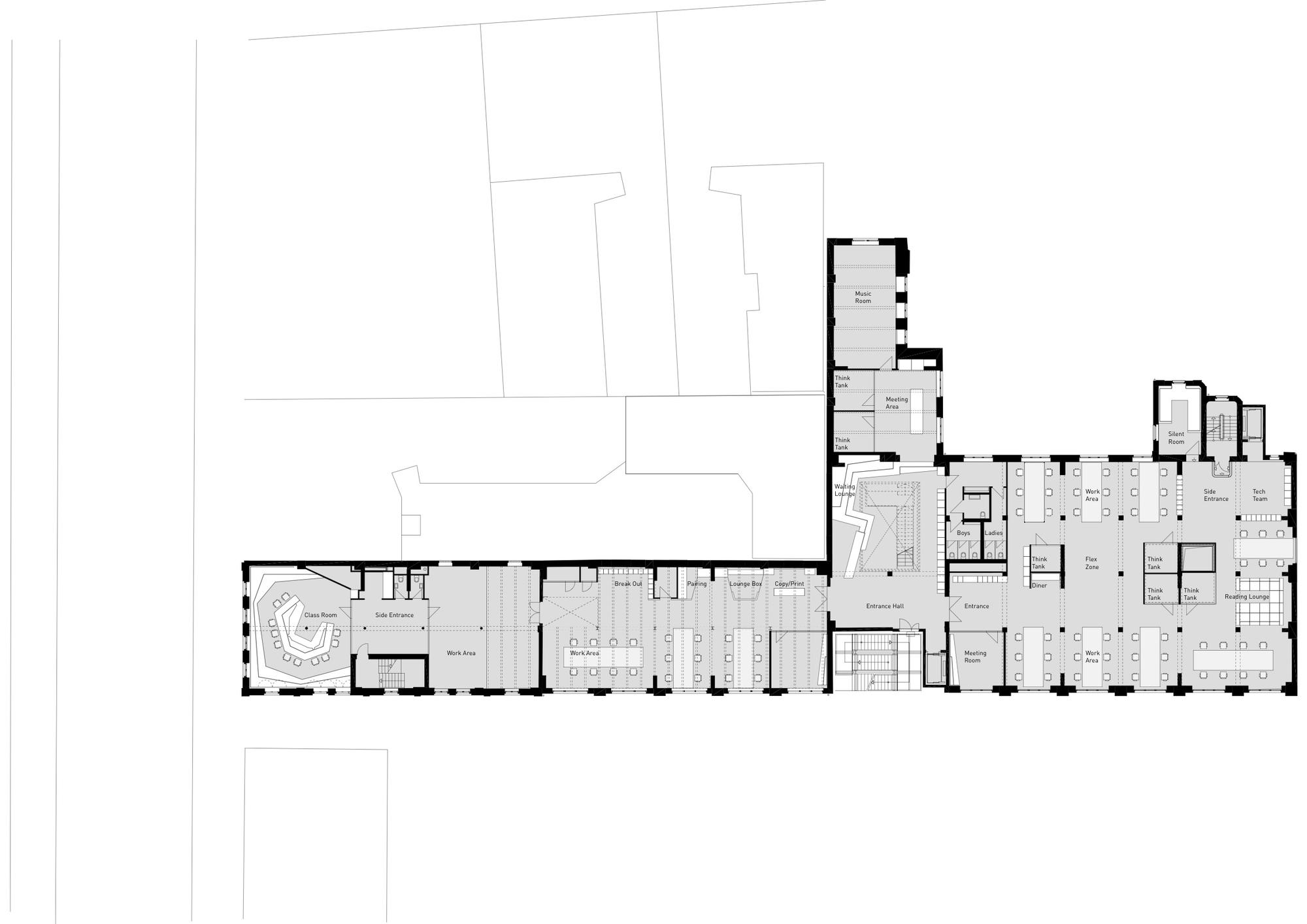 floor plan on pinterest floor plans proposals and