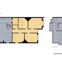 Kerferd / Whiting Architects First Floor Plan