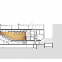 Aix en Provence Conservatory of Music / Kengo Kuma and Associates Section