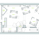 Shonen Junk / studio 201 Floor Plan