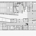 MAPFRE Complex / TSM Asociados First Floor Plan
