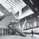 Hörsaalgebäude Osnabrück / Benthem Crouwel Architects © Jens Kirchner