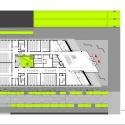 Hörsaalgebäude Osnabrück / Benthem Crouwel Architects Ground Floor Plan © Benthem Crouwel Architects