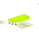 Hörsaalgebäude Osnabrück / Benthem Crouwel Architects Diagram © Benthem Crouwel Architects