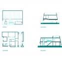 Archive Depot / Bekkering Adams Architects Plans