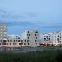 Residential complex Nová Terasa / Vallo Sadovsky Architects © Tomáš Manina