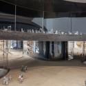 Peter Zumthor & LACMA Unveil Revised Museum Design Model (image taken from model of original design). Image © 2013 Museum Associates / LACMA