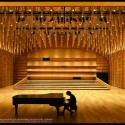 World Interior of the Year Award Announces Best Interiors of 2014 Education + Health Category: Interior Renovation Project of the Concert Hall of Tokyo National University of Fine Arts and Music/ Nikken Sekkei LTD. Image Courtesy of Jordan Lewis/INSIDE Festival