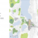 Streamsong Resort / Alfonso Architects Site Plan