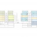 Dogarilor Apartment Building / ADN Birou de Arhitectura Section