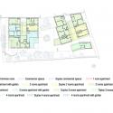 Dogarilor Apartment Building / ADN Birou de Arhitectura Floor Plan