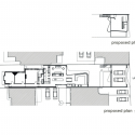Brick House / Clare Cousins Architects Ground Floor Plan