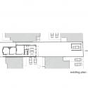 Brick House / Clare Cousins Architects Ground Floor Plan