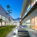 Escuela Tecnica Superior De Ingenieria (ETSE) / Francisco Candel + Luis Carratalá © Arturo Ferrer