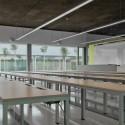 Escuela Tecnica Superior De Ingenieria (ETSE) / Francisco Candel + Luis Carratalá © Paula Aparicio