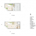 House in Otori / Arbol Design Floor Plan