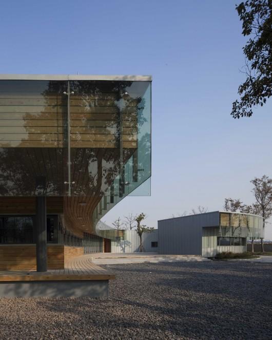 dashun pavilion pro form architects. Black Bedroom Furniture Sets. Home Design Ideas