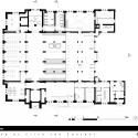 Erasmus University College in Rotterdam / Erick van Egeraat Floor Plan