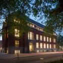 Erasmus University College in Rotterdam / Erick van Egeraat © Ossip van Duivenbode