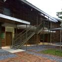 Pulau Banding Rainforest Research Centre / C' arch © 807Studio Sdn Bhd