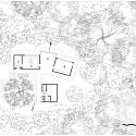 Pulau Banding Rainforest Research Centre / C' arch Ground Floor Plan