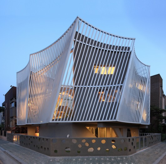 Kyeong dok jai iroje khm architects archdaily