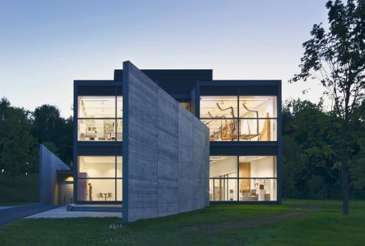 Clark art institute tadao ando architect associates for Institute of landscape architects
