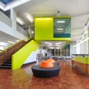Waltham Forest College / Platform 5 Architects  + Richard Hopkinson Architects © Alan Williams Photography
