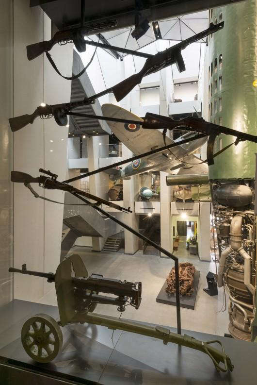 موزه جنگ امپریال/ فاستر + شرکا