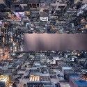 Capturing Hong Kong's Dizzying Vertical Density © Romain Jacquet-Lagrèze