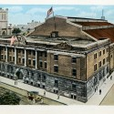 Reviving Vacant Buildings: A Tale of Two Cities The Louisville Gardens in the early 1900s when it was the Jefferson County Armory. Image © Diane Deaton Street via Flickr
