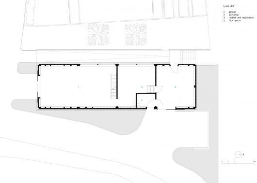 hangar xs ecker architekten archdaily. Black Bedroom Furniture Sets. Home Design Ideas