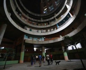 Venezuela Begins Relocation of Thousands Living in Torre de David, the World's Tallest Slum