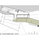 Plan de Terra Remota Bodega / Untaller Intermedio Floor